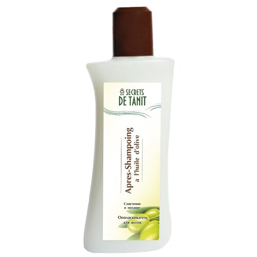Secrets de Tanit Ополаскиватель для волос с маслом оливы, 200 мл