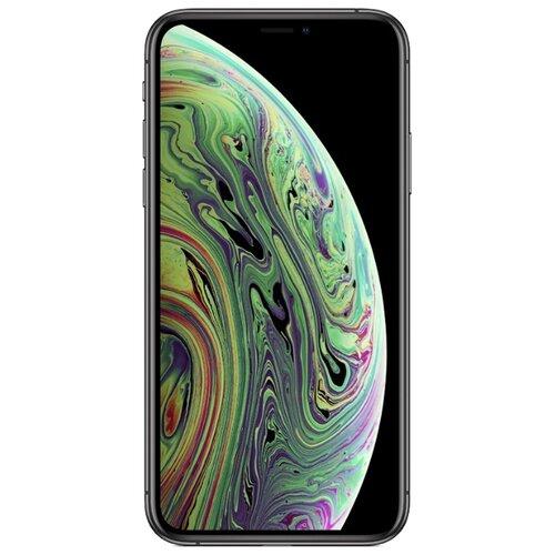 Смартфон Apple iPhone Xs 256GB серый космос (MT9H2RU/A)
