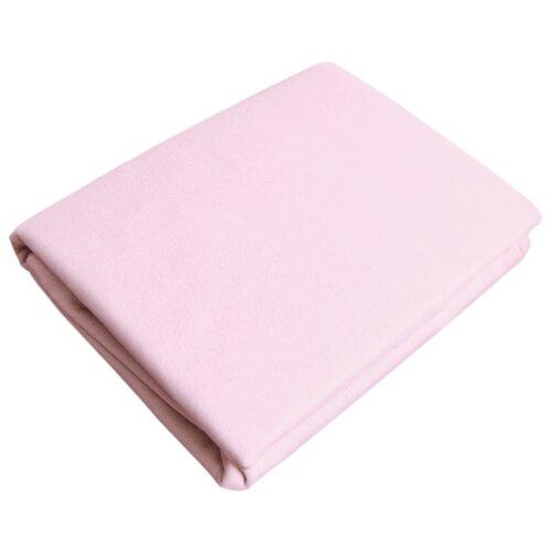 Комплект наволочек OLTEX трикотажные, 2 шт. (КНТР-57) 50 х 70 см светло-розовый