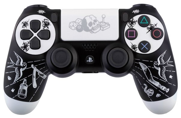 Геймпад Sony DualShock 4 Disgusting Men