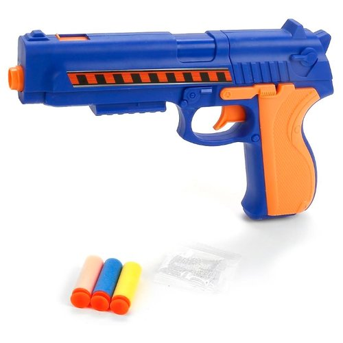 Купить Бластер Играем вместе (B1515472-R), Игрушечное оружие и бластеры