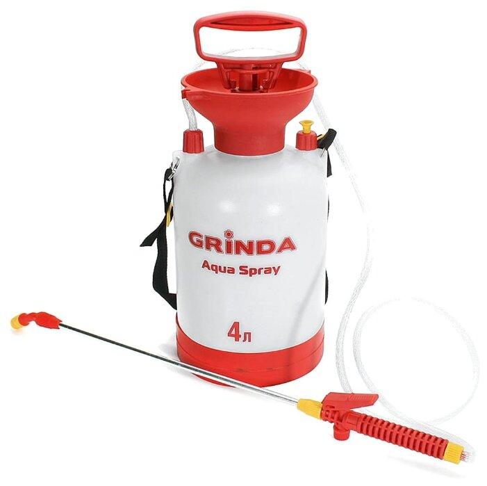 Опрыскиватель GRINDA Aqua Spray 4 л