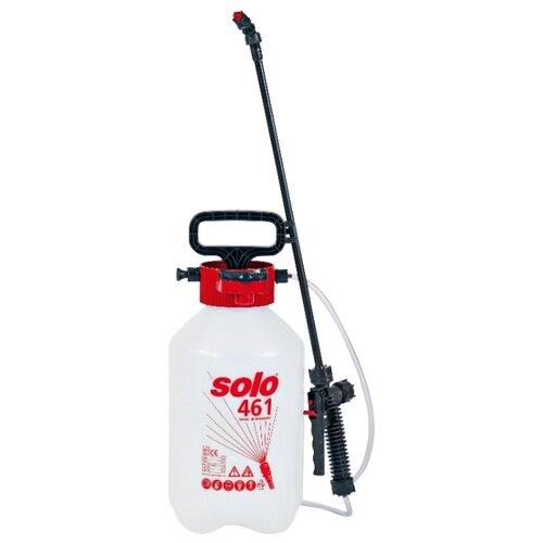 Опрыскиватель Solo 461 5 л белый/красный/черный опрыскиватель solo 408 5 л белый черный бордовый