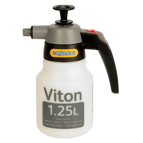 Опрыскиватель HOZELOCK Viton 5102 1,25 л белый/черный/серый