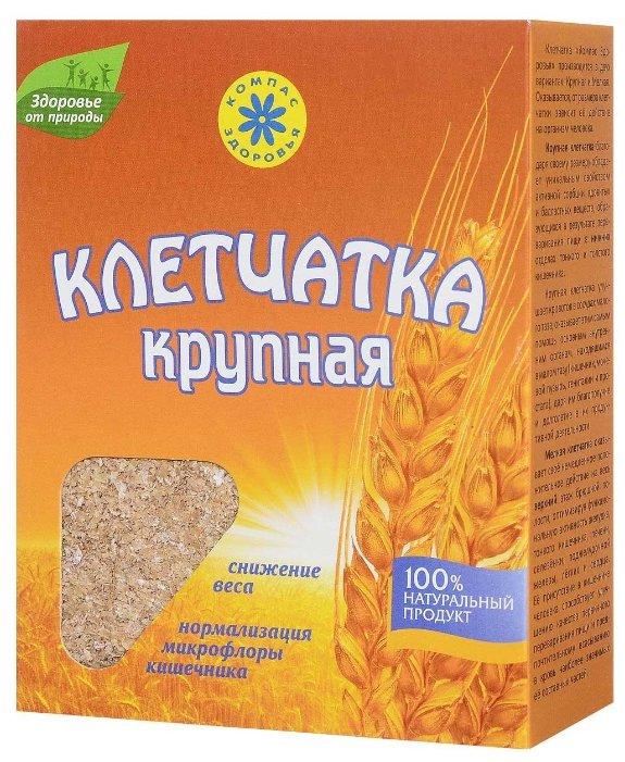 Клетчатка пшеничная крупная - Компас здоровья