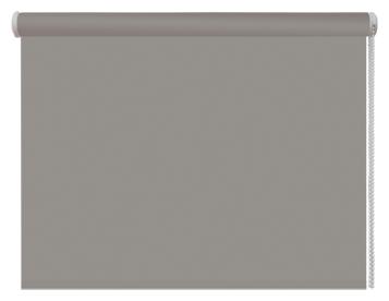 Рулонная штора DDA Универсальная однотонная (серый)