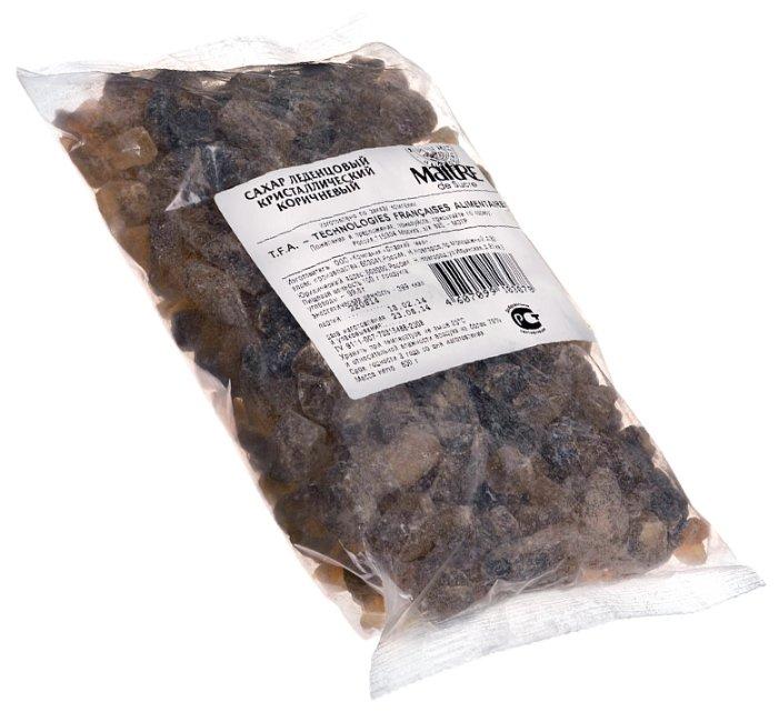 Сахар MAITRE леденцовый коричневый кристаллический, 800 гр.