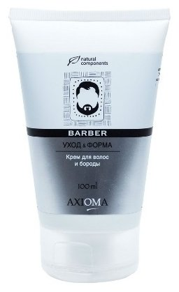 Axioma Крем для бороды Уход и Форма