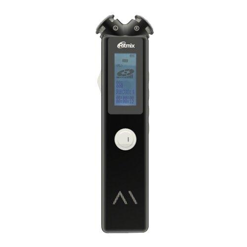 Диктофон Ritmix RR-145 4Gb черный