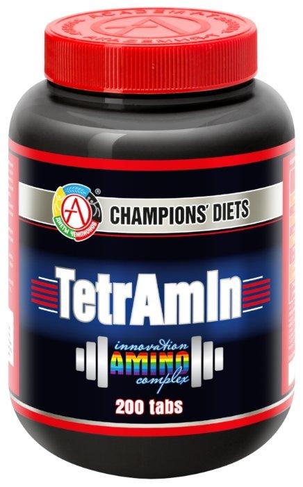 Аминокислотный комплекс Академия-Т TetrAmin (200 табл.)
