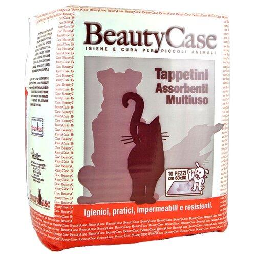 Пеленки для собак впитывающие Beauty Case Впитывающие 60х60 см 10 шт.