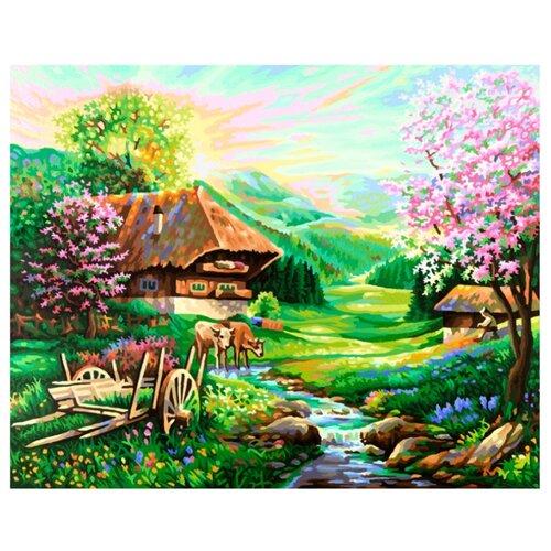 Schipper Картина по номерам Весна 40х50 см (9130505)Картины по номерам и контурам<br>