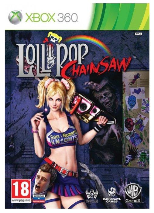 Warner Bros. Lollipop Chainsaw