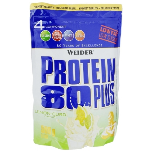 Протеин Weider Protein 80+ (500 г)