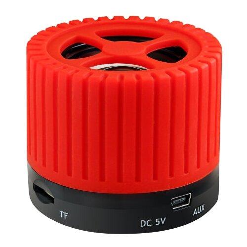Портативная акустика Ginzzu GM-988 красный