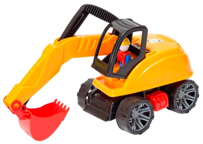Экскаватор Orion Toys М4 (249) 38.5 см желтый