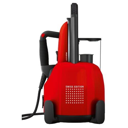 Парогенератор LAURASTAR Lift Plus Swiss Edition красный/черный