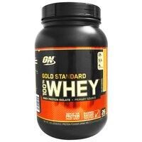 Протеин Optimum 100% Whey Protein Gold Standart 907 гр Ванильное мороженое Протеин