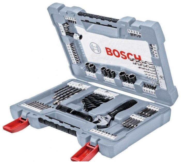 Набор инструментов BOSCH Premium X-Line 91 (2608P00235)