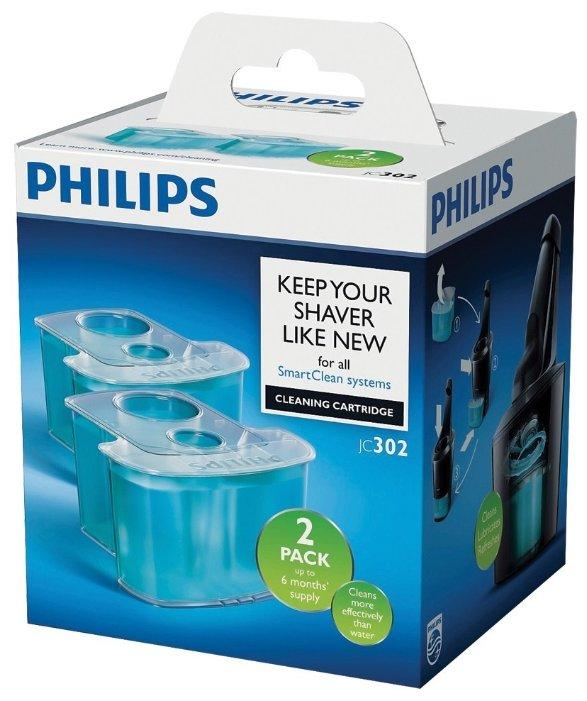 Philips JC302/50 картридж для очистки электробритвы