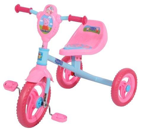 Трехколесный велосипед 1 TOY Т11704 Peppa