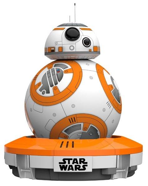 Интерактивная игрушка робот Sphero Звездные войны BB-8 Rest of the world
