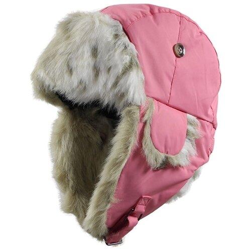 Купить Шапка-ушанка Huppa размер L, 013 розовый, Головные уборы