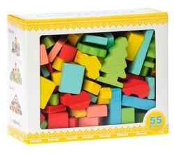 Кубики Томик Краски дня Утро 6674-12