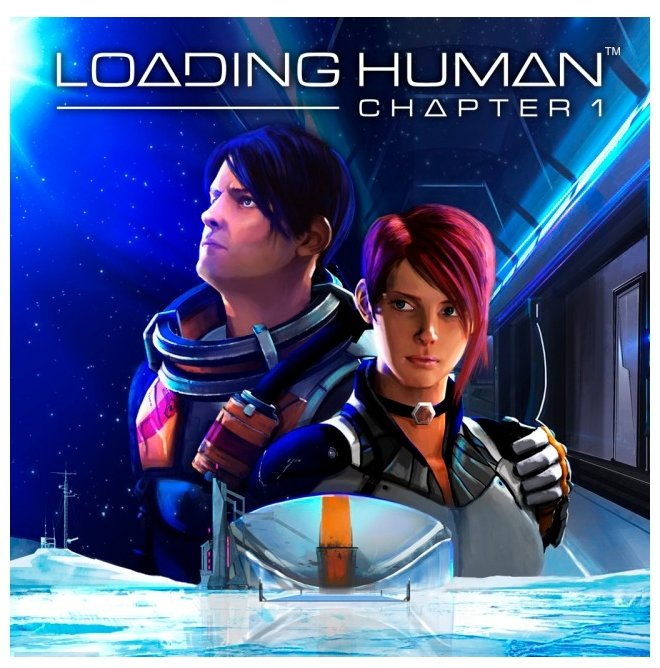 Maximum Games Loading Human: Chapter 1