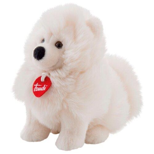 Мягкая игрушка Trudi Самоедская собака пушистик 24 см trudi коала пушистик 24 см trudi