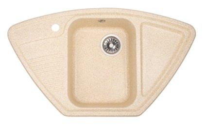 Врезная кухонная мойка BaltGran B8550 85х50см искусственный гранит