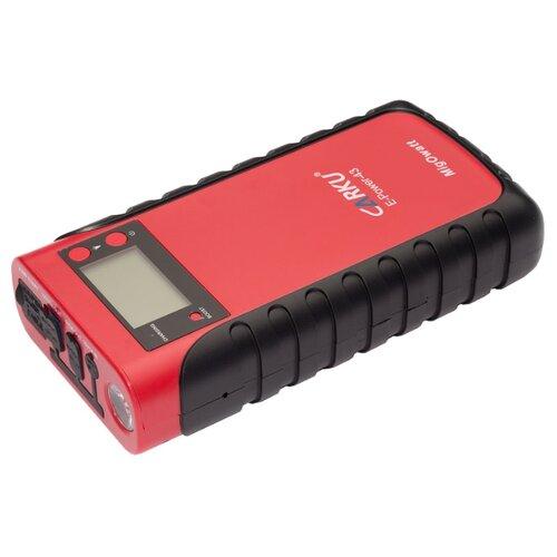 Пусковое устройство CARKU E-Power-43 красно-черный