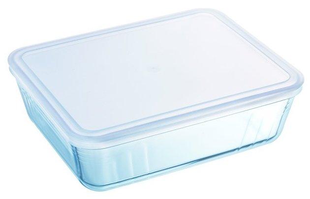 Форма для запекания стеклянная Pyrex 243P000 (25х19х8 см)