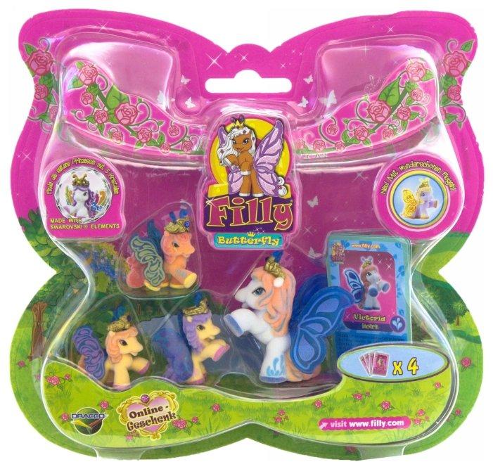 Игровой набор Filly Butterfly Волшебная семья Виктория M770028-3240
