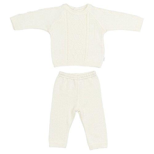 Комплект одежды LEO размер 68, молочныйКомплекты<br>