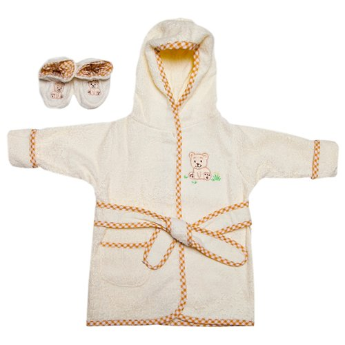 Купить Комплект одежды Spasilk размер 0-9, бежевый, Комплекты
