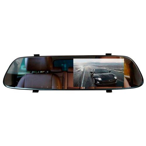 Фото - Видеорегистратор Slimtec Dual M5, 2 камеры черный видеорегистратор зеркало slimtec dual m7