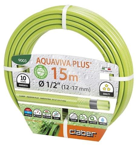 Шланг Claber Aquaviva Plus 1/2