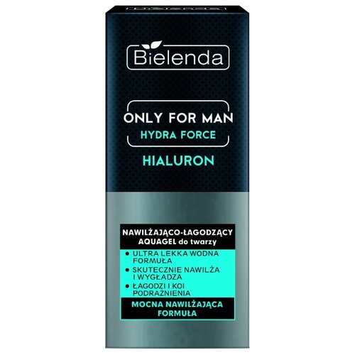 Bielenda Увлажняющий крем-гель для лица Only For Men Hydra Force 50 мл