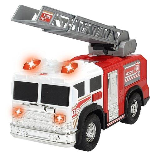 Пожарный автомобиль Dickie Toys 3306005 30 см красный/белый цена 2017