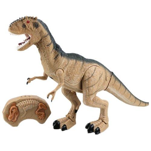 Купить Робот Mioshi Active Доисторический ящер (Ругопс) MAC0601-023 коричневый, Роботы и трансформеры
