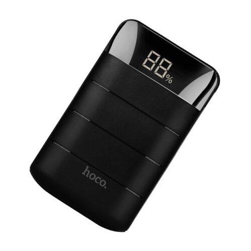 Аккумулятор Hoco B29-10000 Domon, черный, коробка аккумулятор