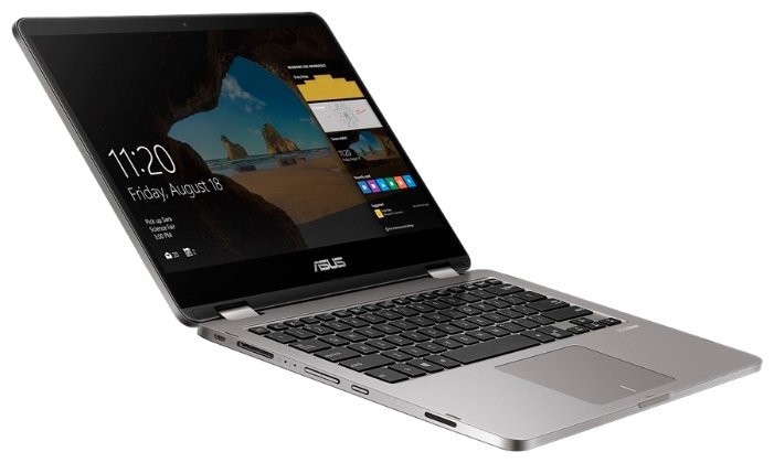 ASUS Ноутбук ASUS VivoBook Flip 14 TP401CA