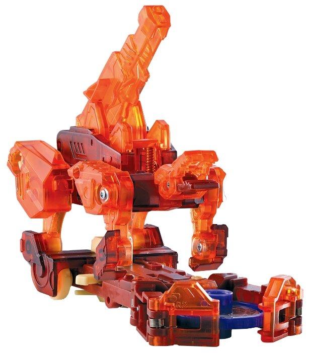 Интерактивная игрушка трансформер РОСМЭН Дикие Скричеры. Линейка 2. Спайкстрип (34828)
