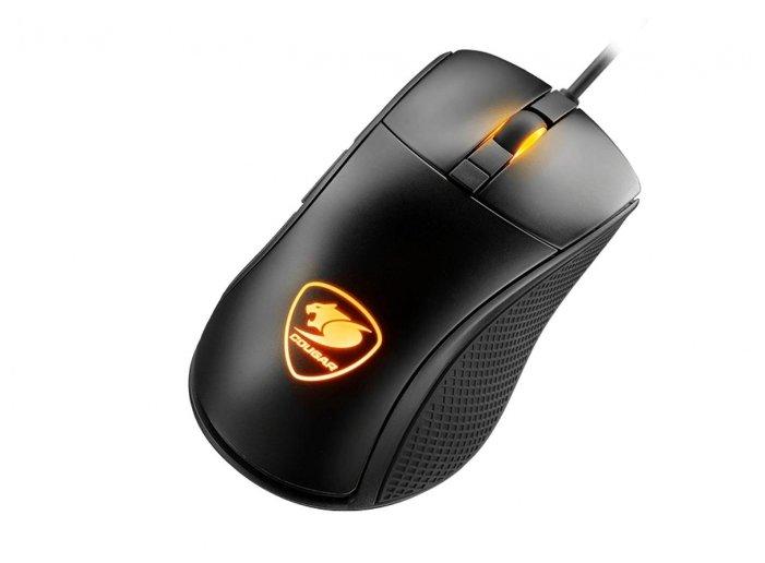 Мышь COUGAR Surpassion Black USB