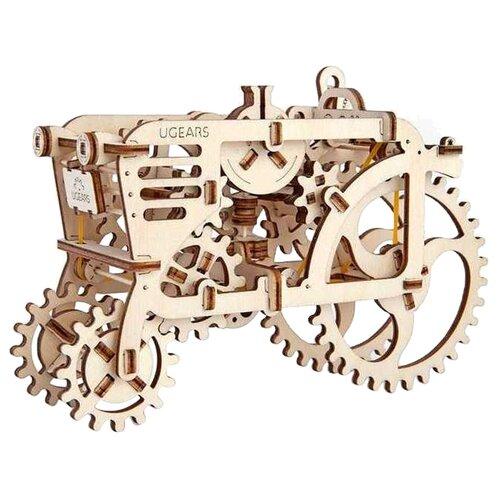 Купить Сборная модель UGEARS Трактор, Сборные модели