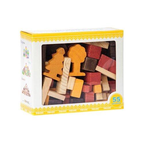 Купить Кубики Томик Краски дня День 6674-22, Детские кубики