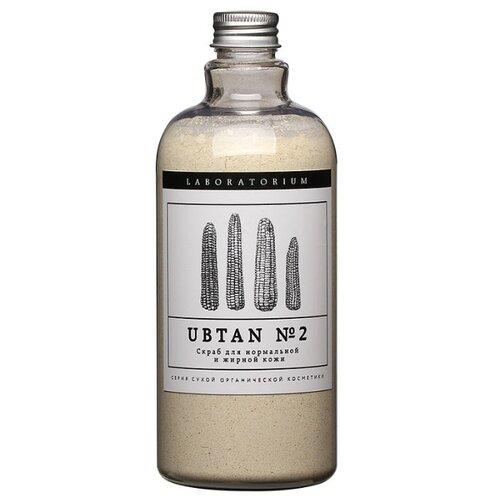Laboratorium скраб для лица Ubtan №2 для нормальной и жирной кожи 380 мл