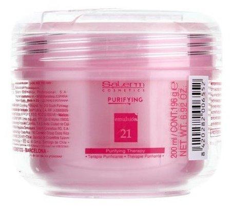Salerm Cosmetics СПА-Линия Увлажняющая эмульсия для волос