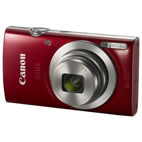 Фото - Фотоаппарат Canon IXUS 185 красный фотоаппарат